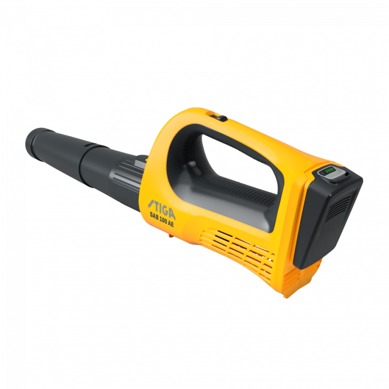 Dmuchawa akumulatorowa STIGA SAB 100 AE + bateria i ładowarka // Nowość 2021!! // Autoryzowany Dealer