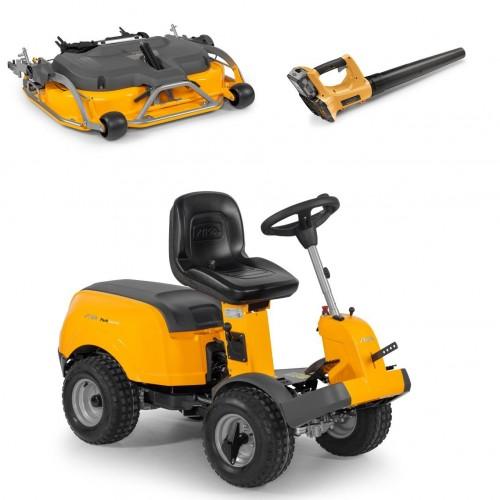 Stiga Park 340 PWX ST 550 + agregat 95 cm EL QF // Gratis STIGA Dmuchawa SAB 24 AE + Transport!!! // /Negocjuj Cenę!! / Autoryzowany Dealer