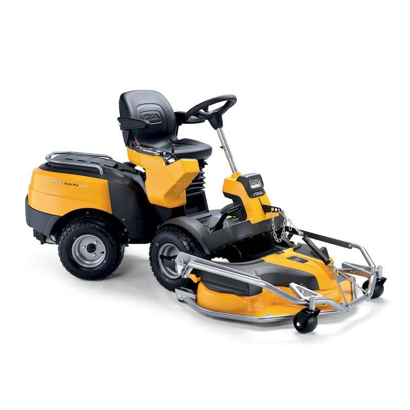 Park Pro 540 IX 4WD + szczotka zamiatająca // Maszyna pokazowa!!!  // Gratis Olej i Transport!!! // Autoryzowany Dealer STIGA