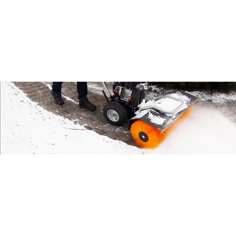 Zamiatarka STIGA SWS 800 GE + reflektory + elektr. Start // Gratis Transport!!!**// DOSTĘPNA OD RĘKI!!