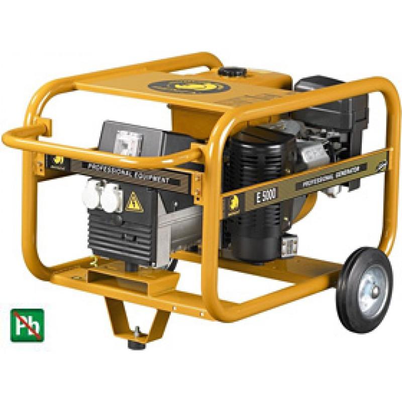 Agregat prądotwórczy Benza E-5000 // Autoryzowany Dealer // Gratis Olej + Transport!!!