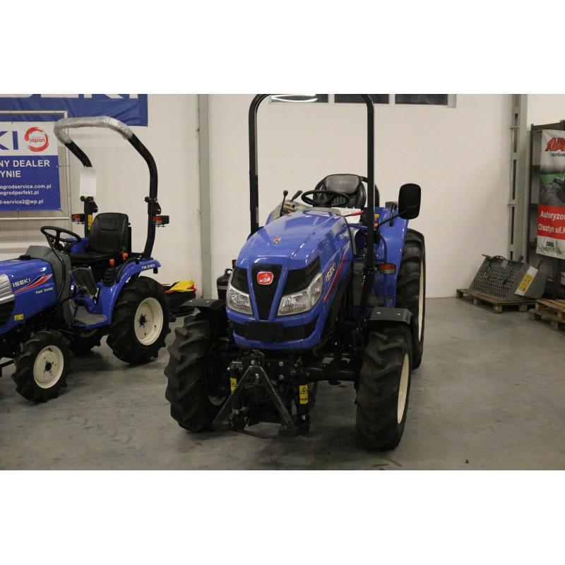 ISEKI TG 6490 AL Traktor komunalny - Maszyna Demo // Negocjuj Cenę !! // Super Promocja !! // Autoryzowany Dealer