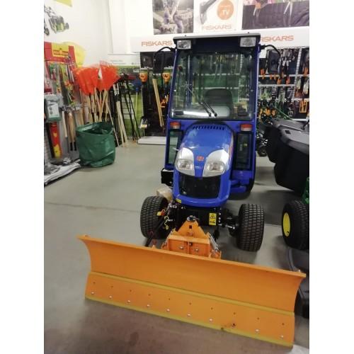 ISEKI TXG 237 Traktor Komunalny z kabiną oryg. ISEKI // Promocja!!! // Autoryzowany Dealer