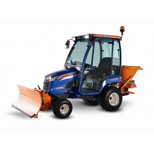 ISEKI TXG 237 Traktor Komunalny bez kabiny - zestaw zimowy // Autoryzowany Dealer