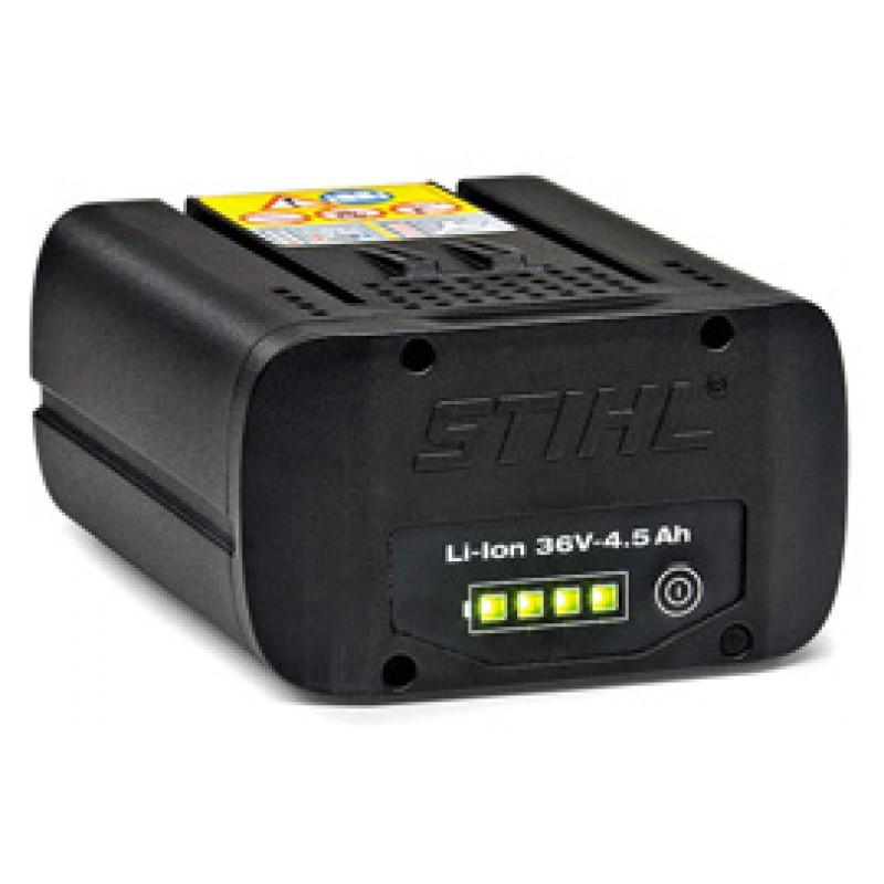 Dmuchawa akumulatorowa STIHL COMPACT BGA 56 w zestawie z akumulatorem i ładowarką