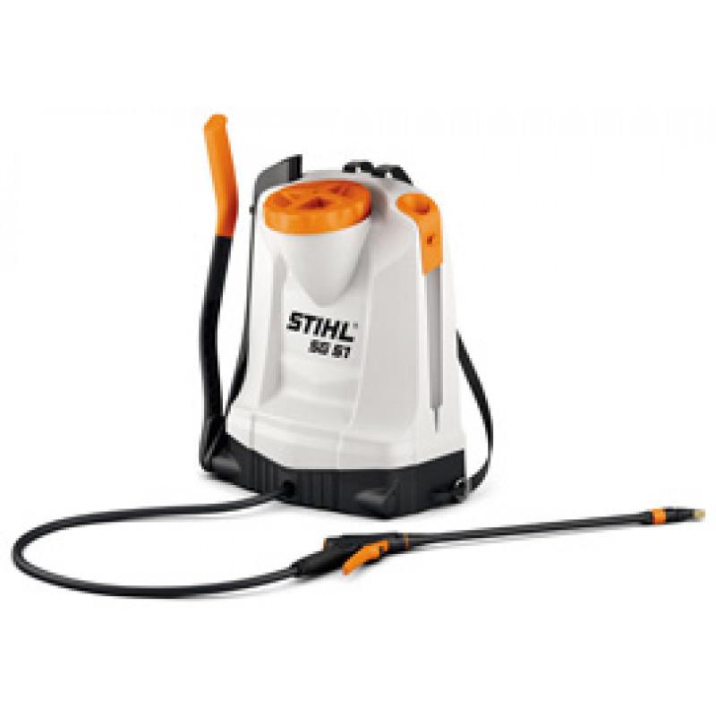 Opryskiwacz plecakowy ręczny STIHL SG 51