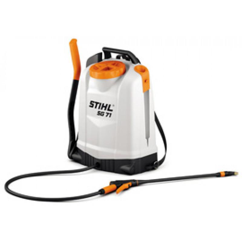 Opryskiwacz plecakowy ręczny STIHL SG 71