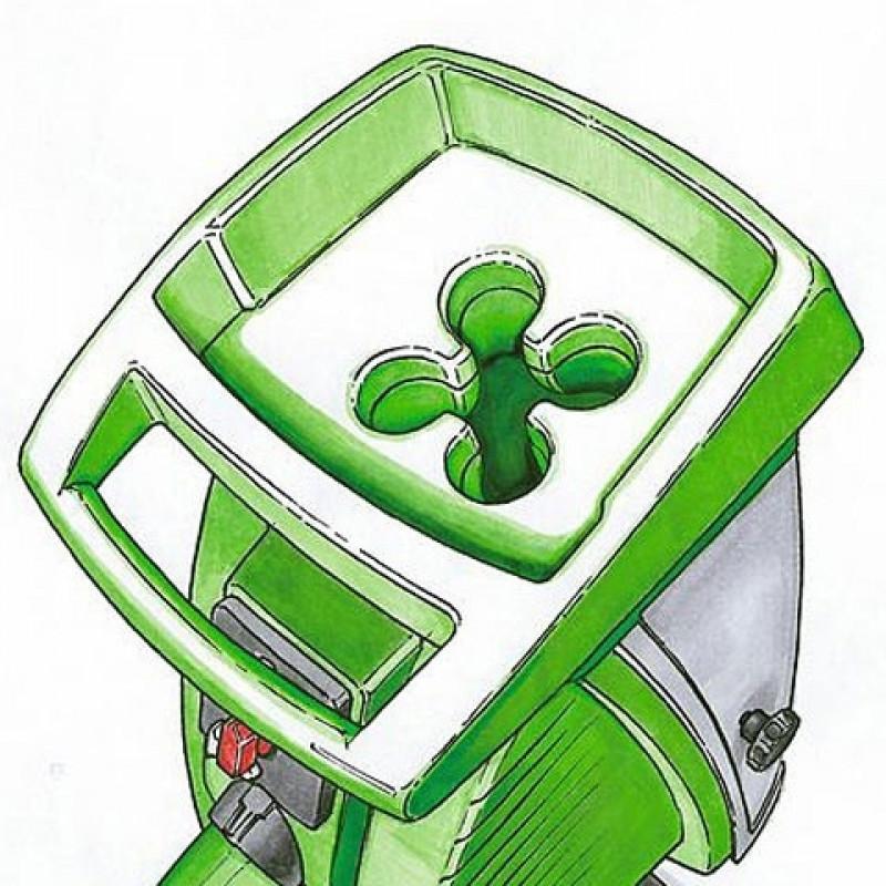 Rozdrabniacz elektryczny STIHL GHE 105 // Promocja !!! // Gratis Transport!!!