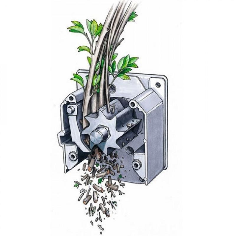 Rozdrabniacz elektryczny STIHL GHE 140 L // Autoryzowany Dealer // DOSTĘPNY OD RĘKI!!//