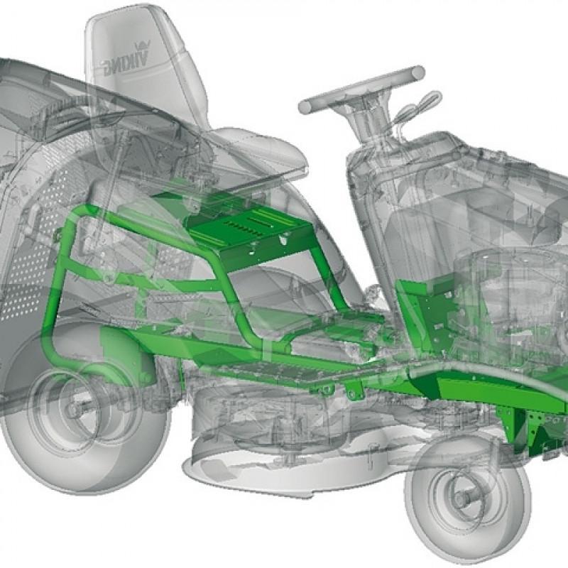 Traktor STIHL RT 6127 ZL // Negocjuj Cenę!!! // Gratis Olej i transport!!! // Autoryzowany Dealer